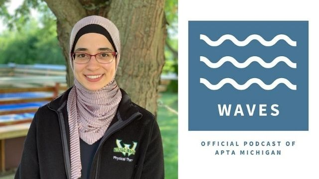 APTA podcast series on diversity in the physical therapy profession features Wayne State students, alumni and faculty