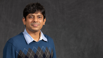 Arun Iyer aims to develop nanomedicines to treat MRSA with new NIH funding
