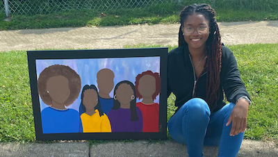 Grad students – follow in Tiara Hinton's footsteps and apply by Aug. 9 to be a Graduate Ambassador
