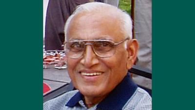 Dr. Janardan B. Nagwekar, pioneering Pharmaceutical Sciences faculty member, dies at 90