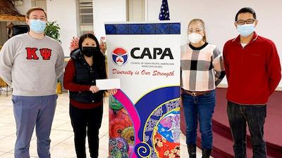 Kappa Psi philanthropy focuses on food insecurity