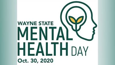 WSU Mental Health Day is scheduled for Friday, Oct. 30