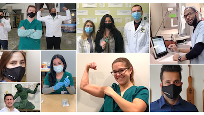 PharmD students create video saluting 'Pharmacy Heroes' for MPA convention