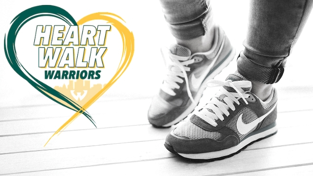 Departmental Heart Walk competition ramps up participation