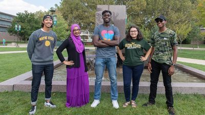 Wayne State students need your help on Giving Tuesday