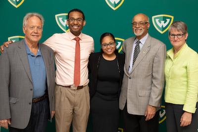 WSU Applebaum Diversity Scholarship Winner 2018