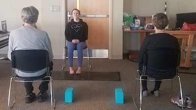 Yoga for Parkinson's Disease at EACPHS