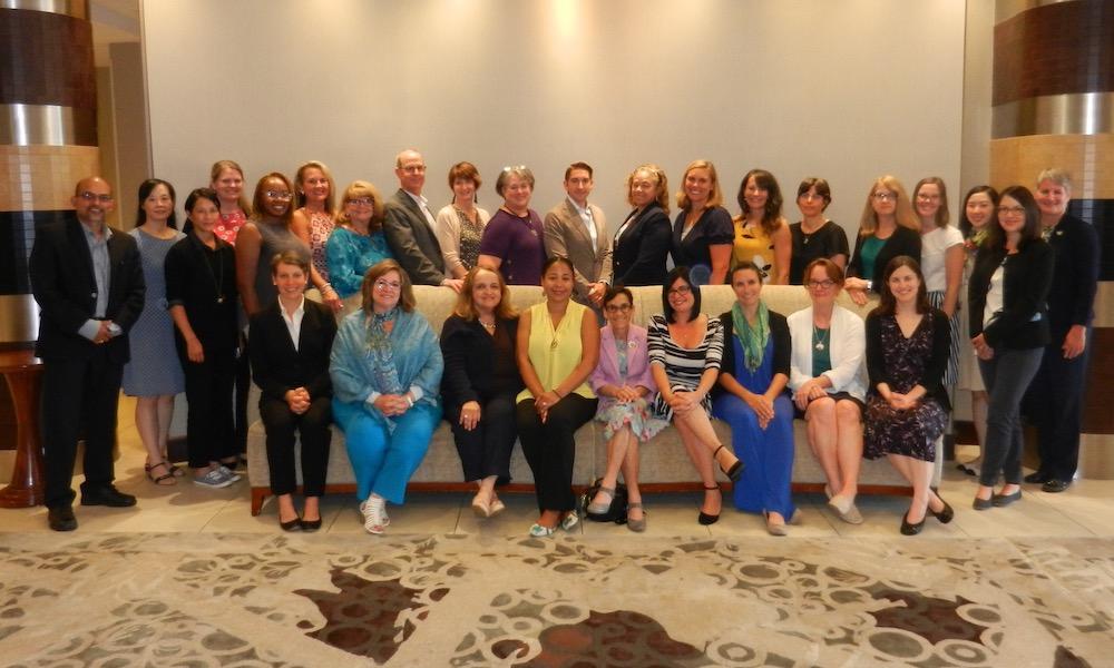 AOTF Workshop Participants