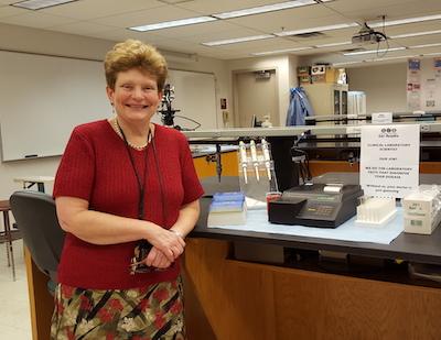 Retiring CLS Professor Janet Brown