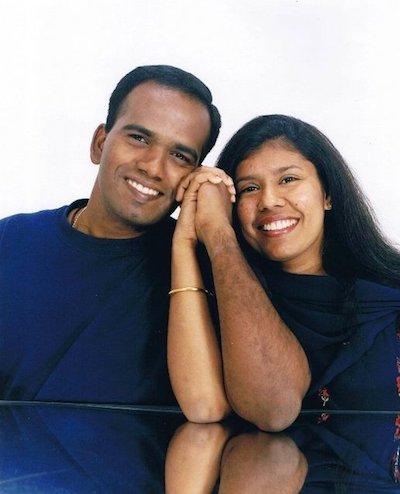 Joseph and Renuka Roche