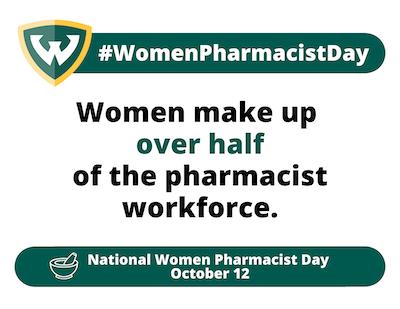 #WomenPharmacistDay